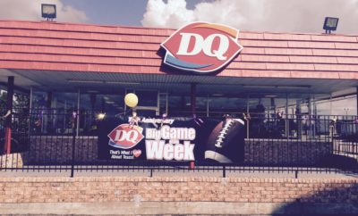 A Dairy Queen location