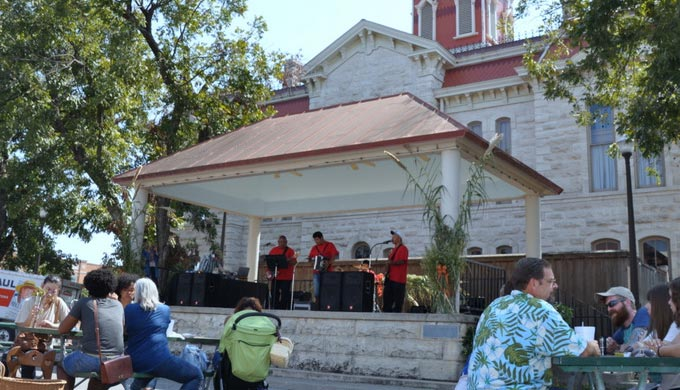 A Touch of Autumn Lampasas Herb & Art Festival