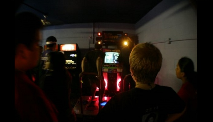 Arcade UFO: This ATX Competitive Gaming Hub is a Community