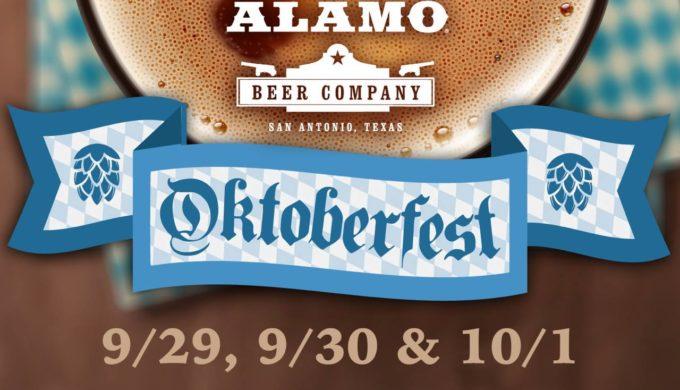 Alamo Beer's Oktoberfest
