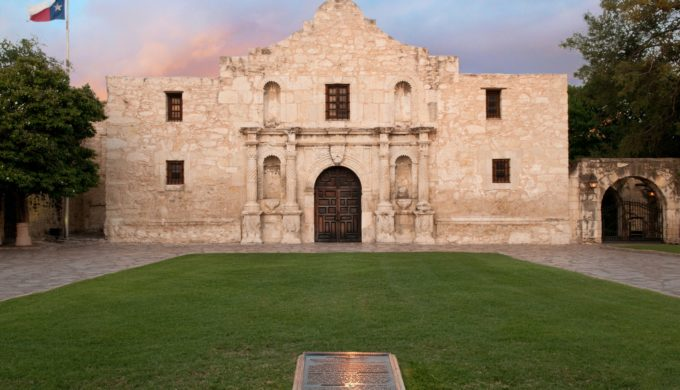 Remember the Alamo and Texas Heroes: Celebrate the 184th Anniversary