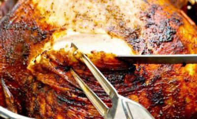 Alternative Thanksgiving dinner can include a deep fried Cajun turkey