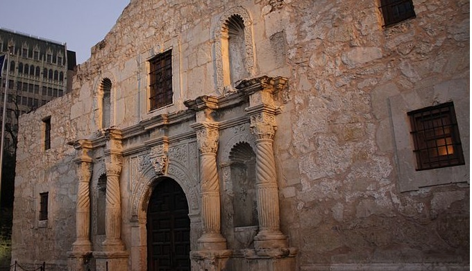 Among the Weird Texas Laws is a Highly Specific One Preventing People from Urinating on the Alamo