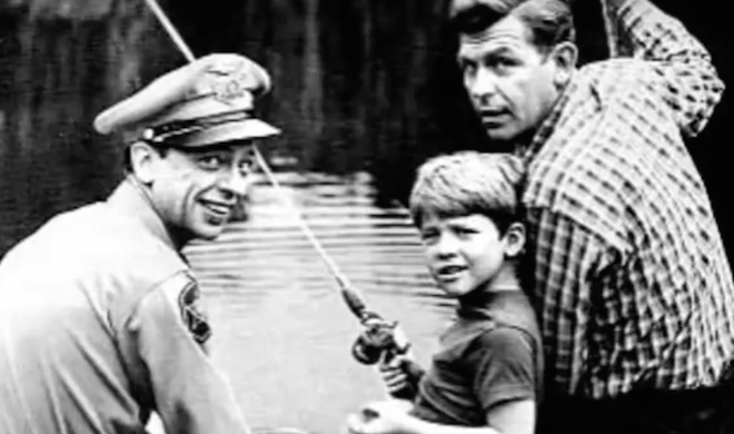 Listen to Andy Griffith Sing 'The Andy Griffith Show' Theme Song