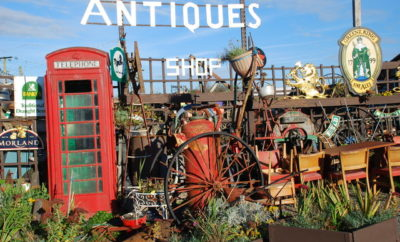 Texas Hill Country Antiquing Tour Stops