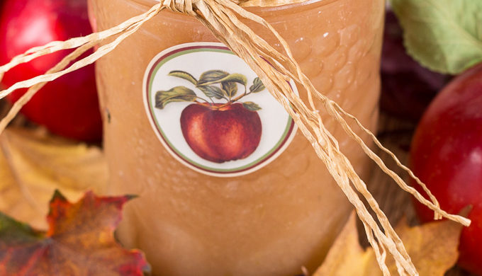 Apple Recipes Slow Cooker Applesauce