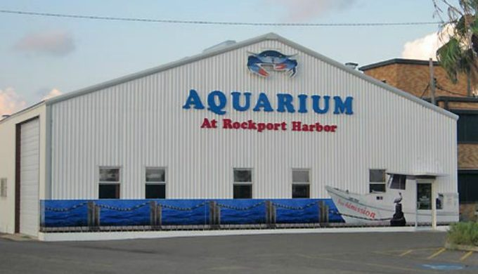 Rockport Aquarium before