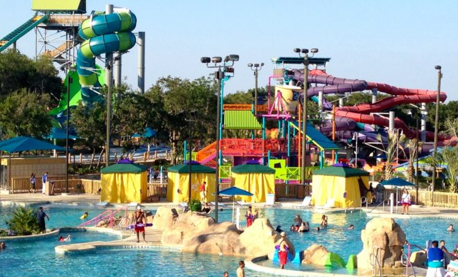 Family Friendly Water Parks Of Texas Part Iii Aquatica Sea World San Antonio