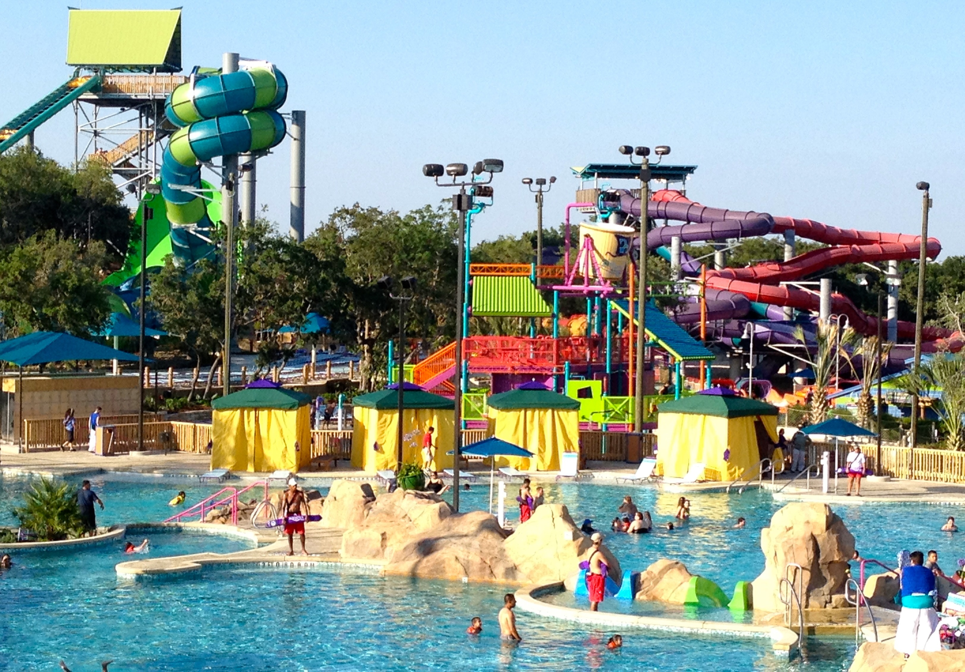 Family Friendly Water Parks Of Texas Part Iii Aquatica