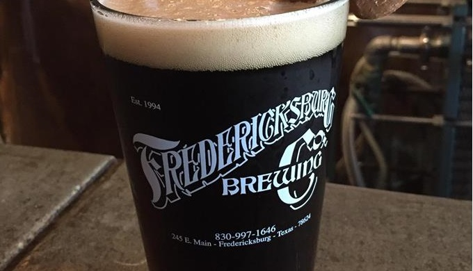 At the holidays, Fredericksburg Brewing Company adds a gingerbread porter to its lineup