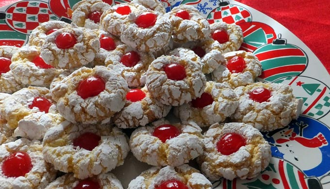 Aunt's Christmas Cookies