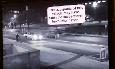 Austin Homicide Suspect