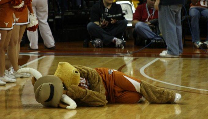 Austin sleep Longhorn
