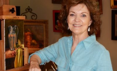 Texas Hill Country Artist Spotlight on Bonnie Mann