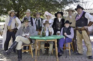 Bandera Cattle Company Gunfighters