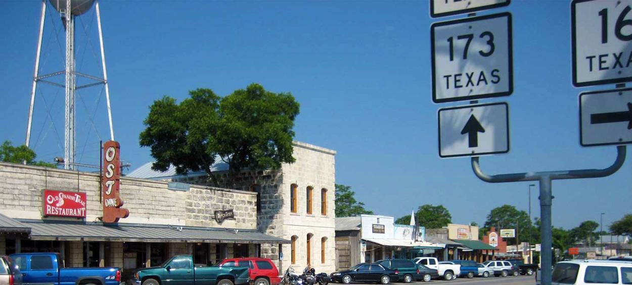 Bandera Texas