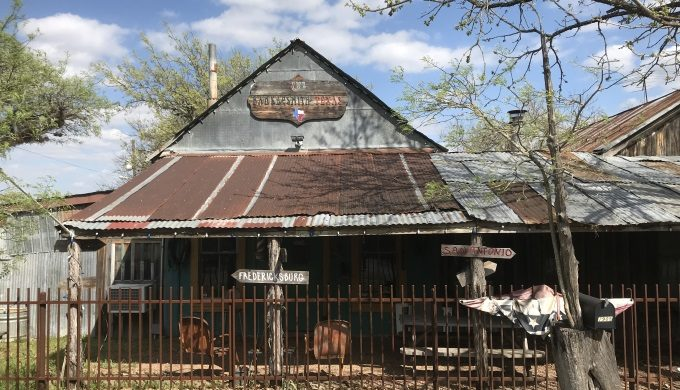 Fredericksburg Tx Ghost Tour