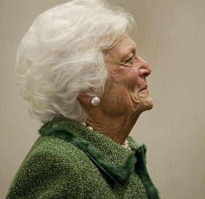 Barbara Bush 2