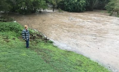 Fredericksburg Flooding Continues with More Rain Forecast