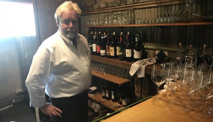 Bartender at Cabernet GRill