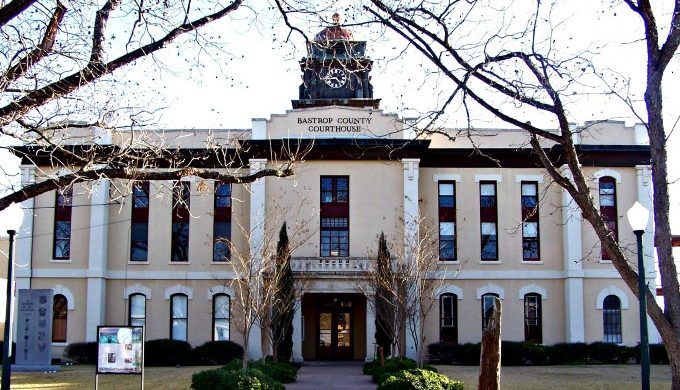 Bastrop Courthouse