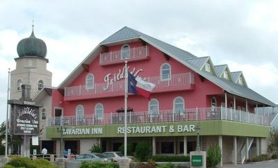 Bavarian Inn in Fredericksburg is further evidence of Germans in the Texas Hill Country