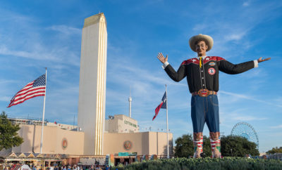 Dickie's Gives Big Tex a Stylish New Outfit for the 2019 State Fair of Texas