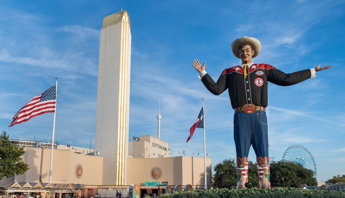 Texas Named Top Road Trip Destination for the Summer