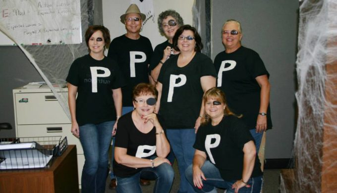 Black Eyed Pea last minute Halloween costume Facebook_The Nitsche Group