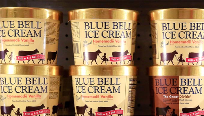Blue Bells Big Comeback