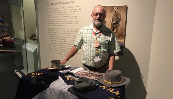 Bob Bullock Museum Interpreter Bob