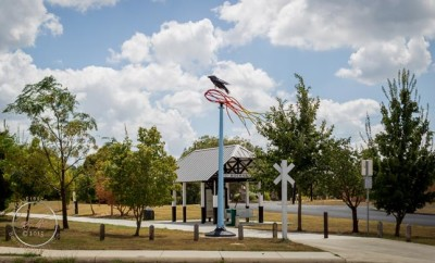 Boerne's Big Art in a Small Town