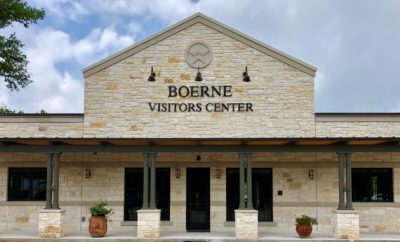 The New Boerne Visitor Center Opens its Doors on the Hill Country Mile