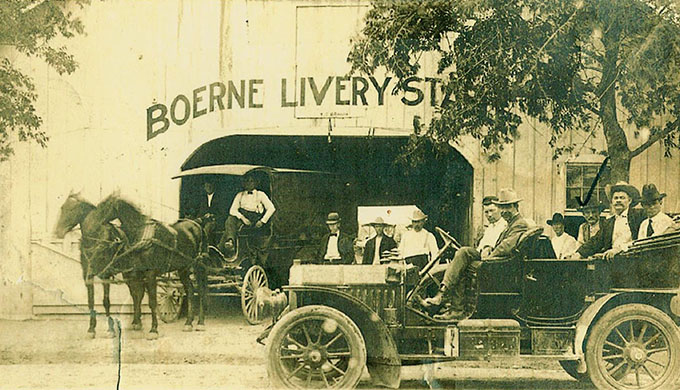 Boerne Walking Tours