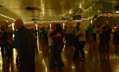 Braun Hall dancing