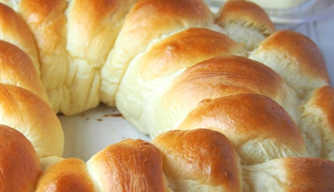 Bread Recipes Brioche Braid