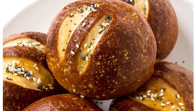 Bread Recipes Pretzel Rolls