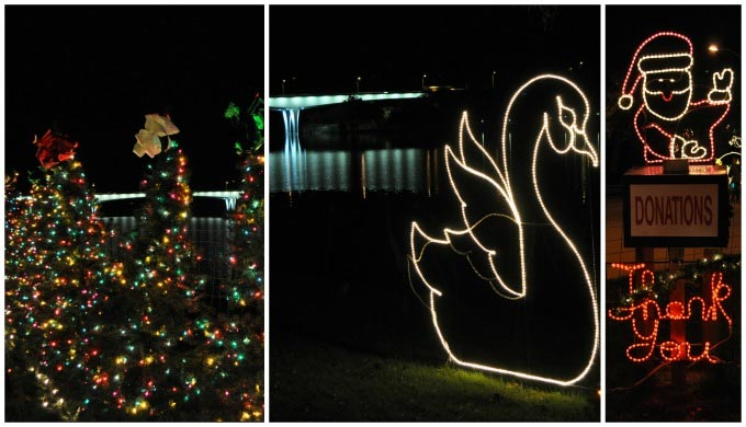 out Your Inner Child at Marble Falls' Walkway of Lights