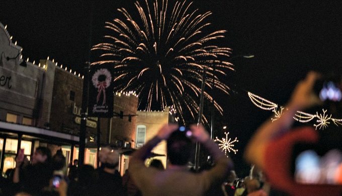 Start Your Holidays Off with a Bang at Budafest in Historic Downtown Buda