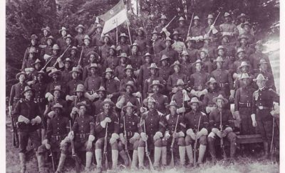Buffalo Soldiers Group african americans