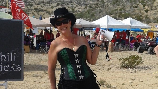 Terlingua Ghost Town is a Mecca for Chili Heads Every Fall