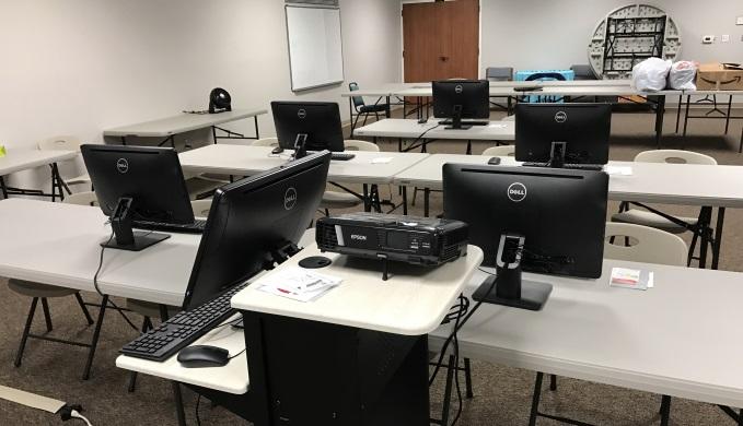 CJC Computer Classroom