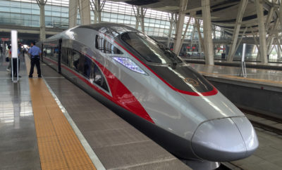 Rival Says Proposed Bullet Train Project Doesn't Meet the Needs of Texas
