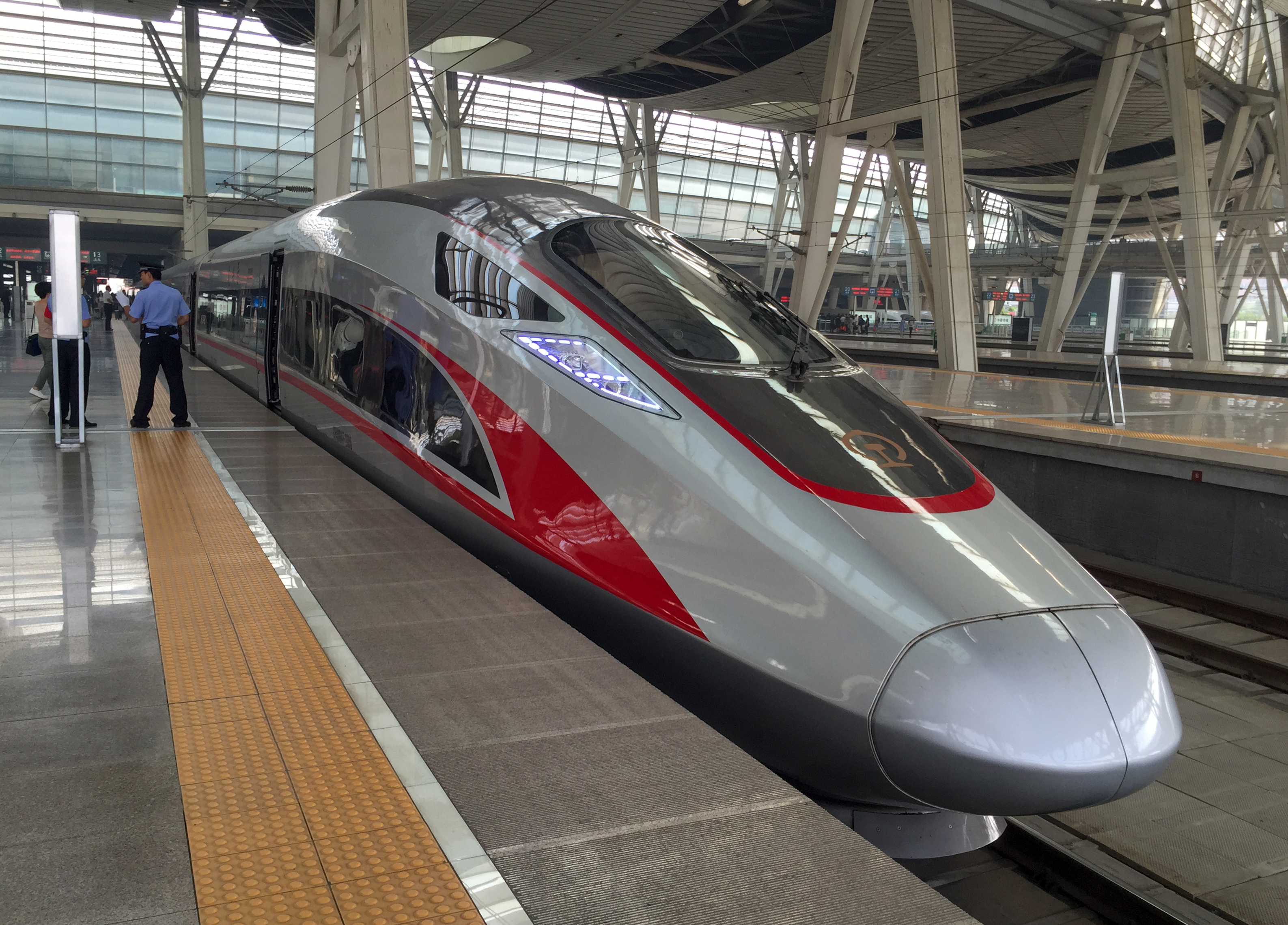 Would You Ride A Proposed Bullet Train Through Texas