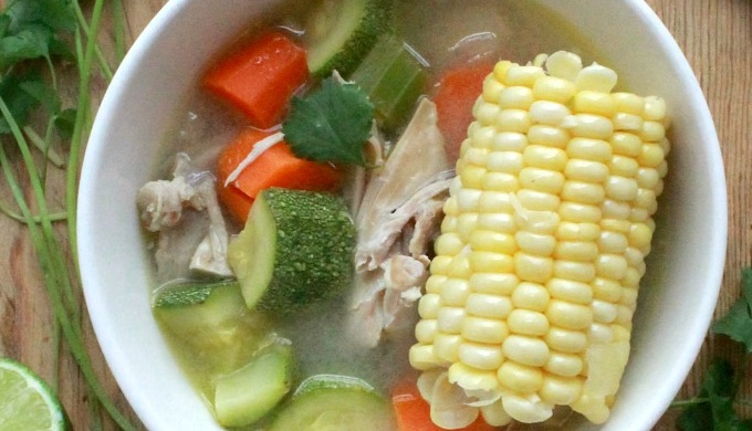Caldo recipes caldo de pollo