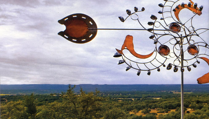 Texas Hill Country Art