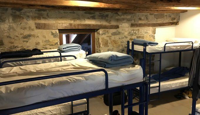 Camino Sleeping Room