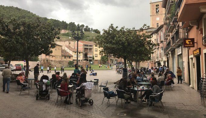Camino Francais Downtown