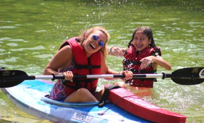 Splash into Endless Summer Fun at Mo-Ranch in the Texas Hill Country