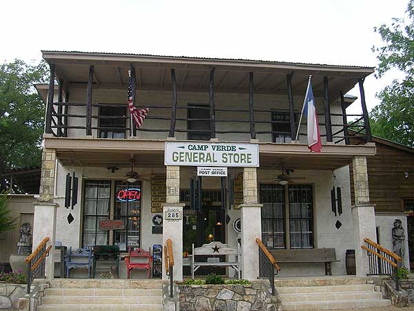Camp Verde Texas